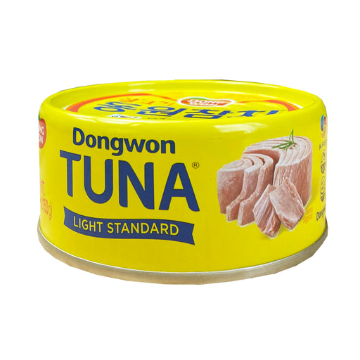 Dong Won Tuna Light Standard 5.29oz Front