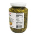 Package Double Horses Young Tamarind Leaves In Brine 16oz Back