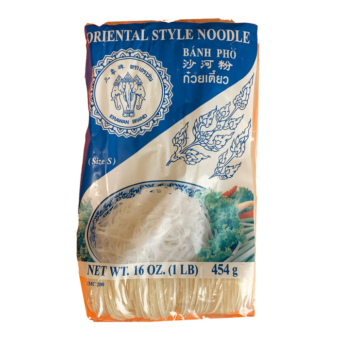 Erawan Oriental Style Noodle Banh Pho - Small 16oz