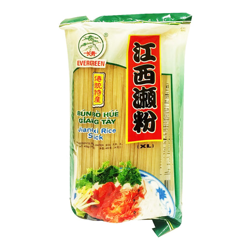 Evergreen Jiangxi Rice Stick 14oz Front