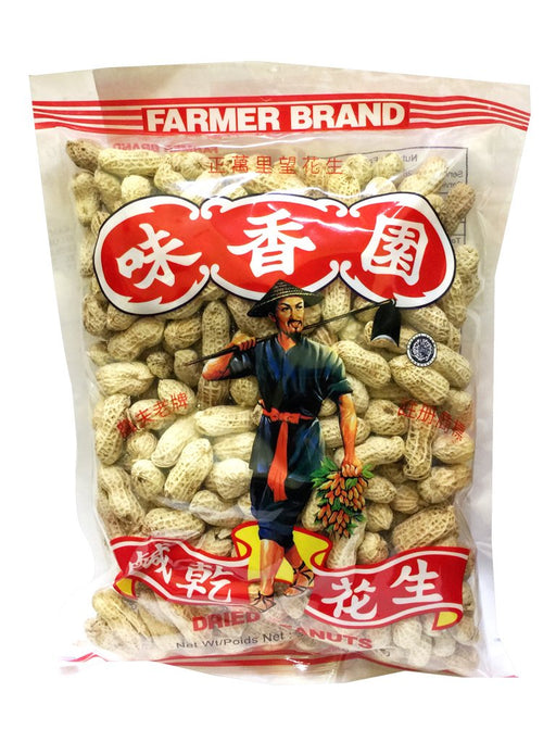 Farmer Brand Dried Peanuts 10.58oz Image 1
