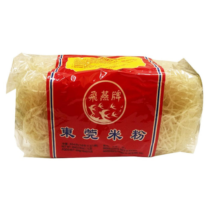 Package Fei Yan Rice Vermicelli 16oz Back
