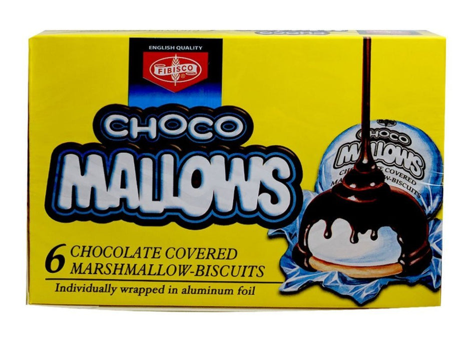 Fibisco Choco Mallows 3.52oz Front