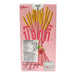 Glico Pocky Sticks - Thailand Strawberry Cream 1.40oz Back