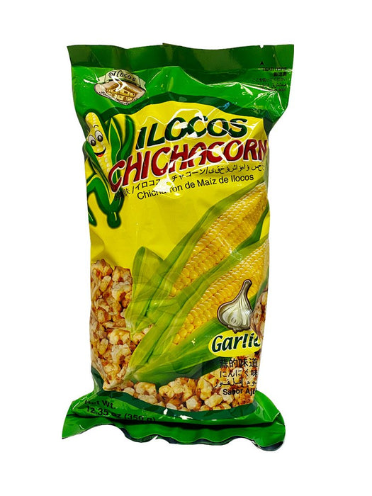 Ilocos Chichacorn Garlic 12.35oz