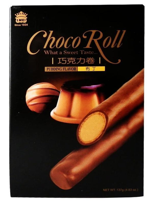 Imei Choco Roll Pudding Flavor 4.83oz