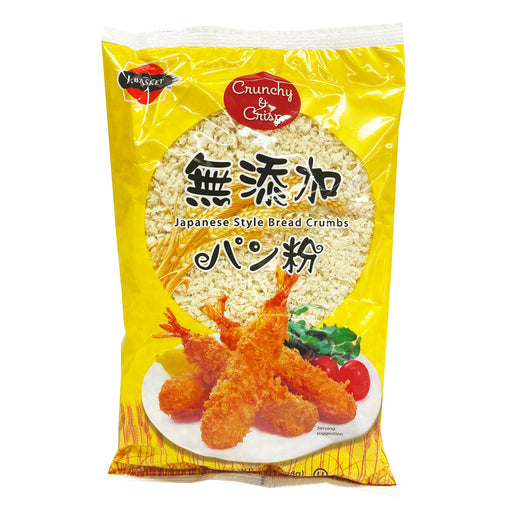 J Basket Japanese Style Bread Crumbs 7oz Front