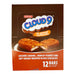 Jack n' Jill Cloud 9 12 Chocolate Bars 11.85oz Image 1
