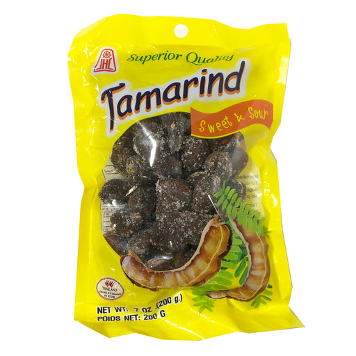 Jhc Tamarind Sweet And Sour Candy 7oz Image 1