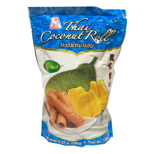 Jhc Thai Coconut Roll With Jackfruit 5.29oz Image 1