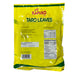 Package Kapuso Dried Taro Leaves 4oz Back