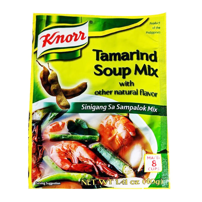 Knorr Tamarind Soup Mix Philippines 1.41oz