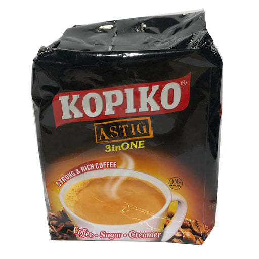 Kopiko Astig 3 In 1 Coffee 7.1oz Image 1