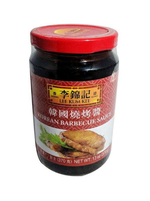 Lee Kum Kee Korean Barbecue Sauce 13oz Front