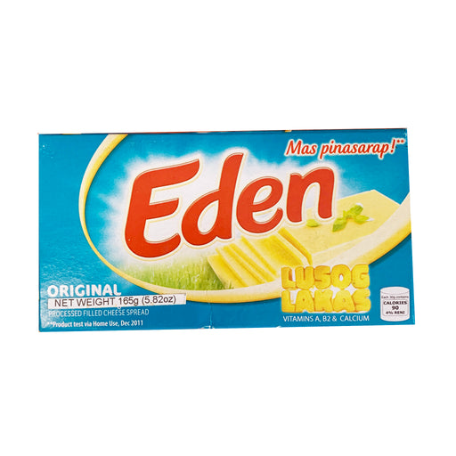 Package Kraft Eden Original 5.8oz Front