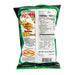 Package LaLa Potato Chips - Barbecue Flavor 3oz Back