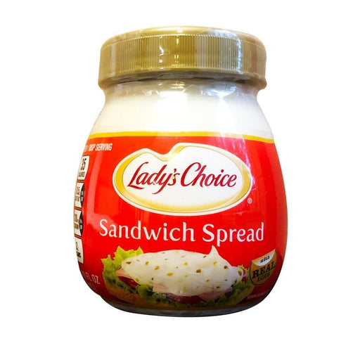 Lady's Choice Sandwich Spread 15.6oz Front