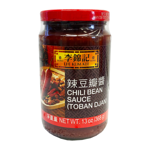 Lee Kum Kee Chili Bean Sauce 13oz Front