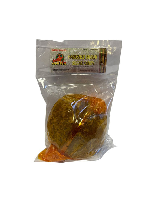Lucia Hardened Brown Sugar Candy (Panutsa) 17.6oz Front