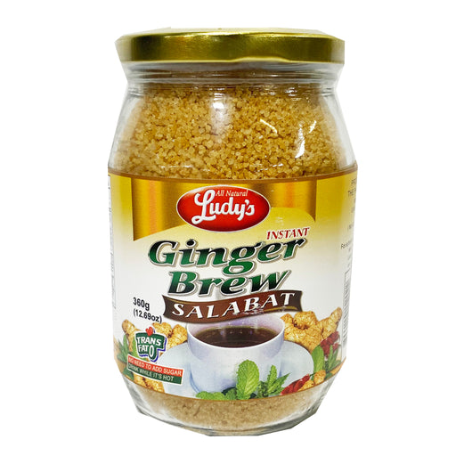 Ludy's Instant Ginger Brew Salabat 12.69oz Image 1
