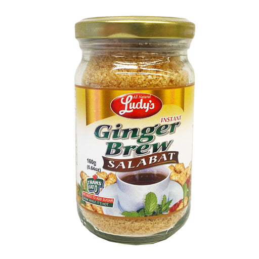 Ludy's Instant Ginger Brew Salabat 5.64oz image 1
