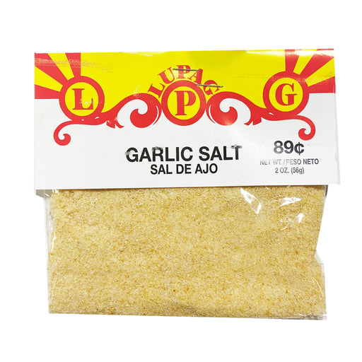 Package Lupag Garlic Salt 2oz