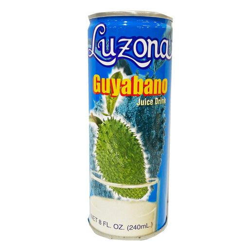 Luzona Guyabano Juice 8oz Front