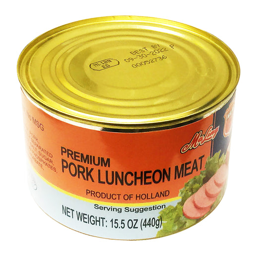 Ma Ling Pork Luncheon Meat 15.5oz Image 1