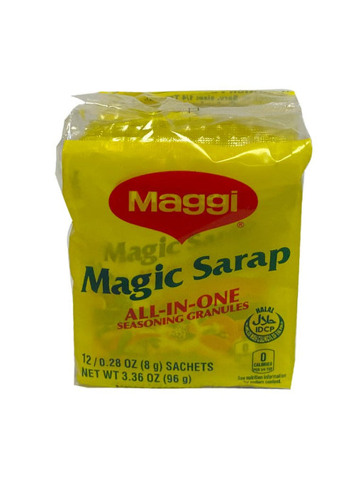 Package Maggi Magic Sarap (12 pack) 0.28oz Front
