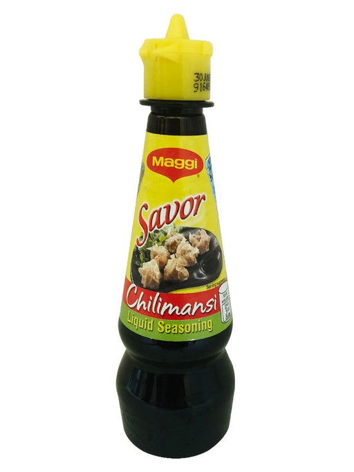 Package Maggi Savor Chilimansi 4.39oz Front