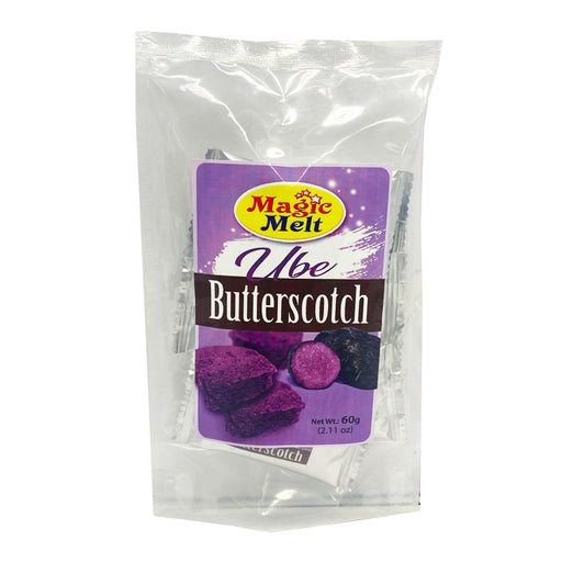 Package Magic Melt Butterscotch - Ube 2.11oz front