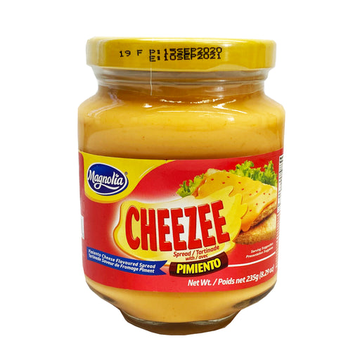 Package Magnolia Cheezee Spread Pimiento 8.29oz Front