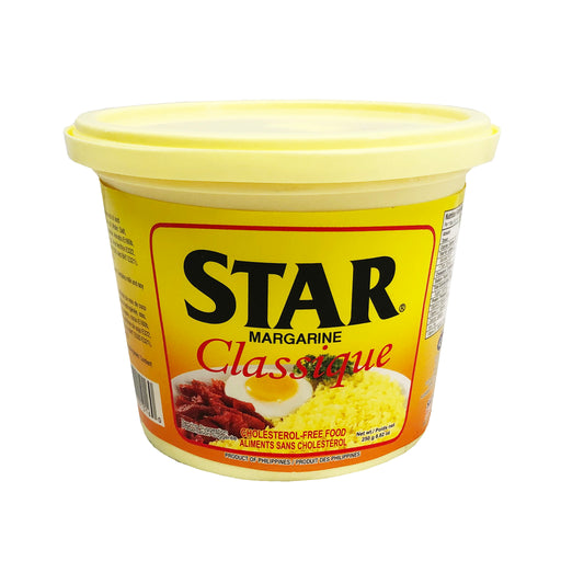 Package Magnolia Star Margarine Classique 8.82oz Front