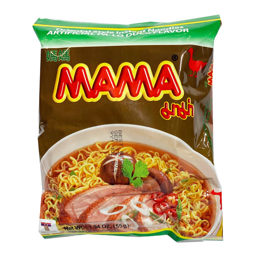Mama Oriental Style Noodle Pa Lo Duck Flavor 1.94oz Front