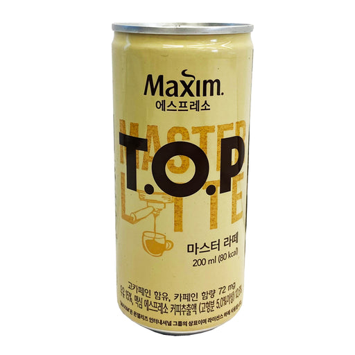 Package Maxim T.O.P Master Latte 6.8oz Front