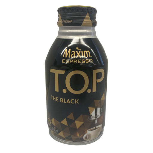 Maxim TOP The Black in Can 9.29oz Front