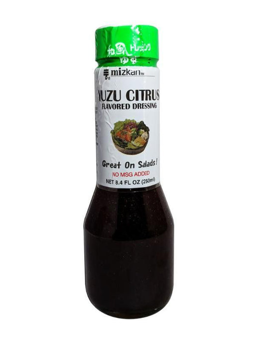 Mizkan Yuzu Citrus Flavored Dressing 8.4oz Front
