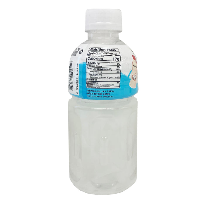 Mogu Mogu Yogurt Flavored Drink with Nata De Coco 10.82oz