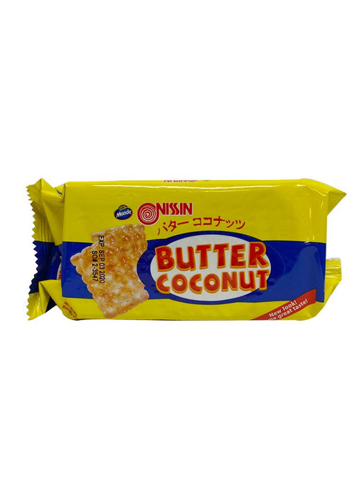 Monde Butter Coconut Biscuits 3.17oz Front