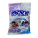 Package Morinaga Hi-Chew Chewy Candy Yogurt Mix - Blueberry Yogurt, Plain Yogurt, Strawberry Yogurt 3.17oz Front