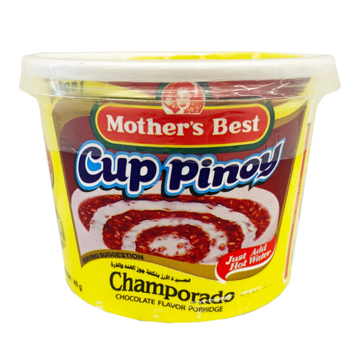Mother's Best Cup - Champorado 1.41oz Front