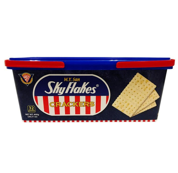MY San Skyflakes Can 28.12oz Front