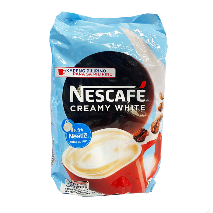 Package Nescafe Creamy White 30.6oz Front