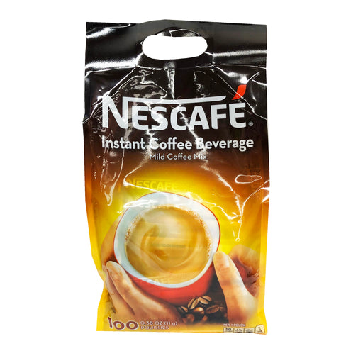 Nescafe Instant Mild Coffee Mix 38.72oz Front