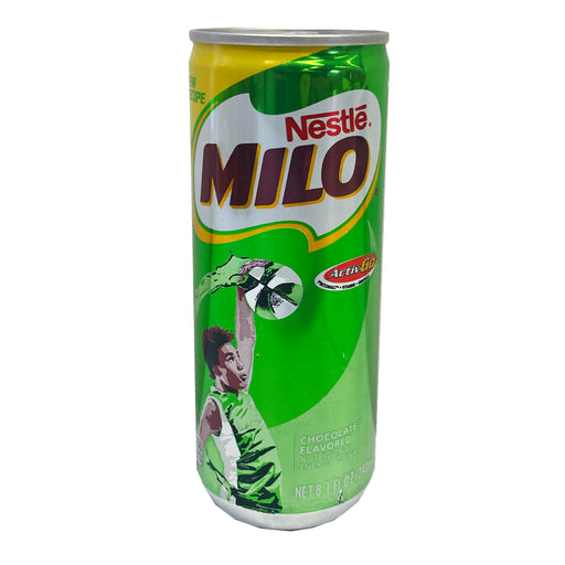 Nestle Milo Chocolate Flavored Drink 8.1oz Front