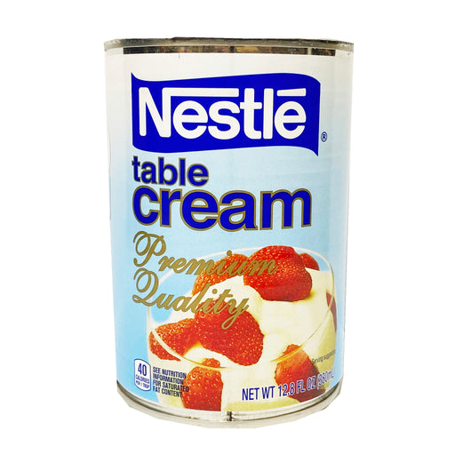 Nestle Thick Table Cream 13.40oz Front