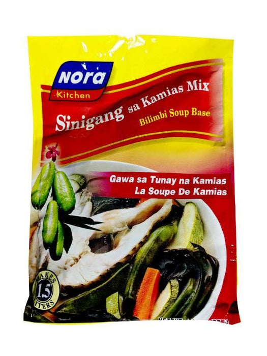 Nora Kitchen Tamarind Soup Base Mix with Kamias 1.3oz Image 1