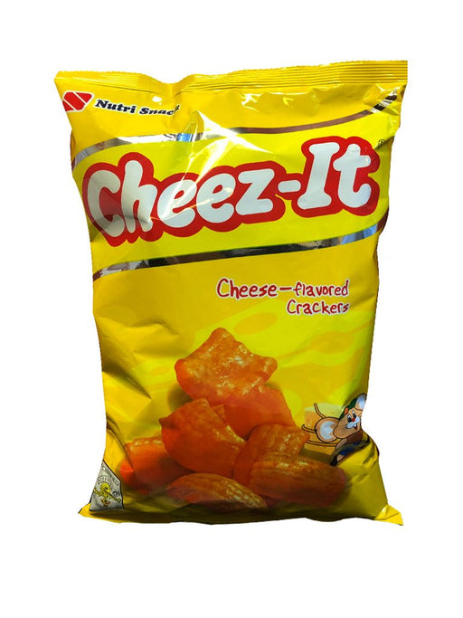 Nutri Snack Cheez It - Cheese Flavor 3.35oz Front