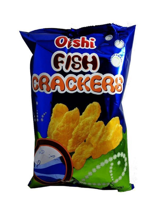 Oishi Fish Crackers 3.17oz