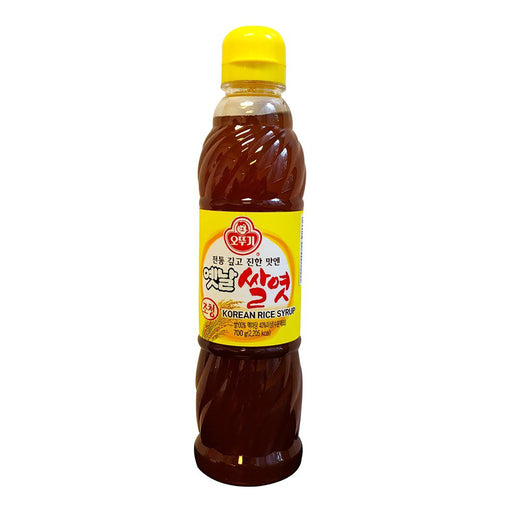Package Ottogi Rice Syrup 24.7oz Front